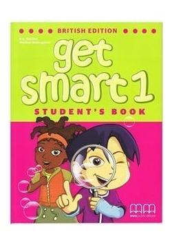 Get smart 1 SB wersja brytyjska MM PUBLICATIONS