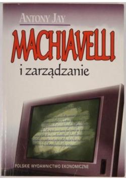Machiavelli i zarządzanie