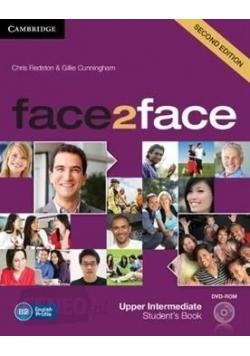 Face2face. Upper Intermediate. Student's Book + DVD