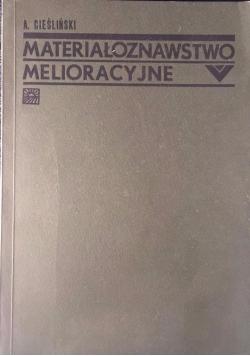 Materiałoznawstwo melioracyjne