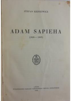 Adam Sapieha 1828-1903, 1939r.