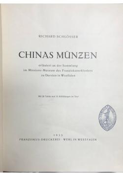 Chinas Munzen, 1935 r.