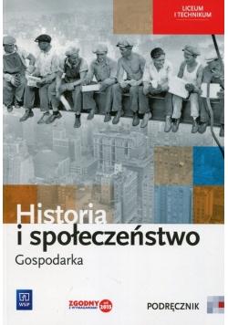 Historia i społeczeństwo Gospodarka Podręcznik