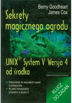 UNIX System V wersja 4 od środka. Sekrety magicznego ogrodu