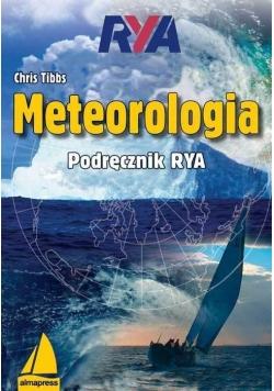 Meteorologia. Podręcznik RYA Wyd. II