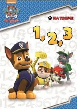 Psi Patrol. Na tropie! 1, 2, 3