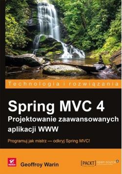 Spring MVC 4 Projektowanie zaawansowanych aplikacji WWW