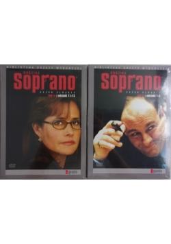 Rodzina Soprano, tom 13 i 16