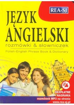 Język angielski Rozmówki i słowniczek