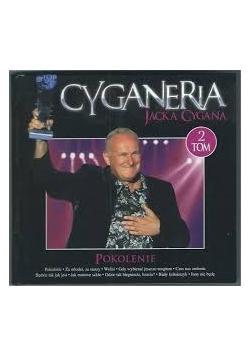 Cyganeria Jacka Cygana: Pokolenie, Tom 2, CD, Nowa