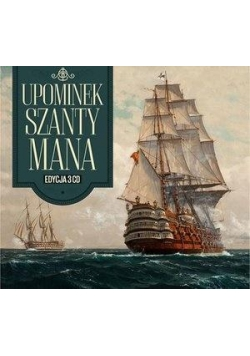 Upominek dla Szanty - Mana CD