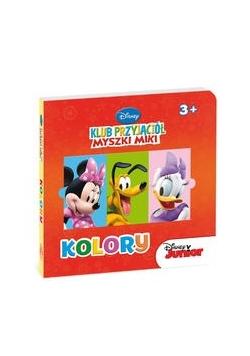 Disney Junior Kolory