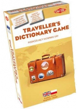 Traveller's Dictionary Game POL-ENG (PL)
