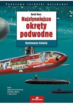 Najsłynniejsze okręty podwodne