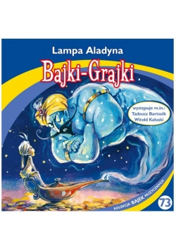Bajki - Grajki. Lampa Aladyna CD