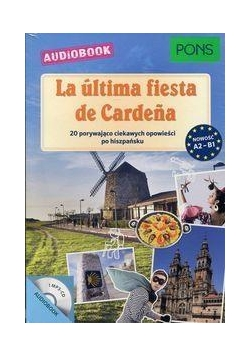 La ultima fiesta de Caradena audiobook
