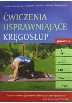 Ćwiczenia usprawniające kręgosłup Poradnik