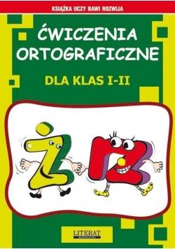 """Ćwiczenia ortograficzne z """"ż, rz"""" w.2015 LITERAT"""