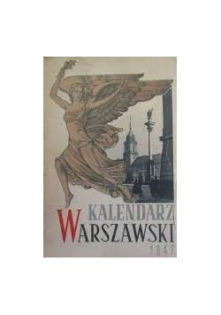 Kalendarz Warszawski, 1947 r.
