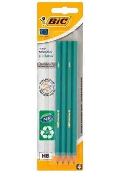 Ołówek Evolution Eco 4 szt bls BIC