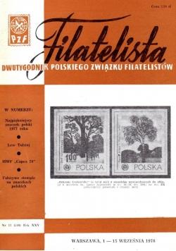 Filatelista 1-15 września