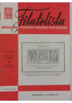 Filatelista, nr 9