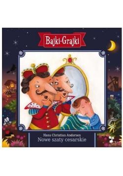 Bajki - Grajki. Nowe szaty cesarskie CD