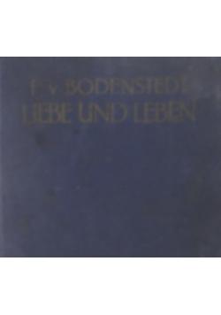 Liebe und Leben , około 1950 r.