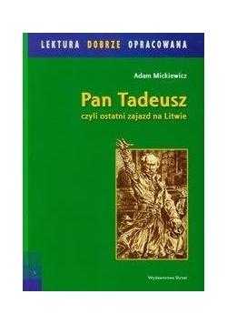 Lektura dobrze oprac. - Pan Tadeusz  Skrzat