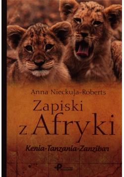 Zapiski z Afryki