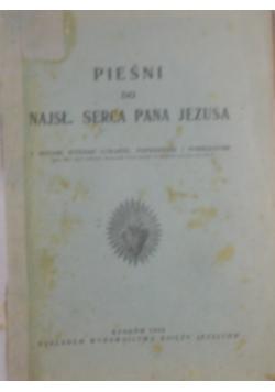 Pieśni do najsł. Serca Pana Jezusa, 1928 r.