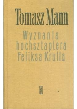 Wyznania hochsztaplera Feliksa Krulla