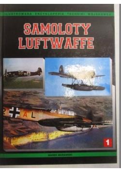 Samoloty Luftwaffe 1933-1945, T. I