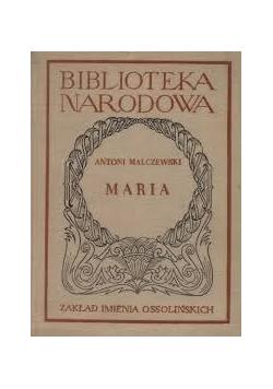 Maria, 1947r.