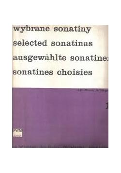Wybrane sonatiny na fortepian 1