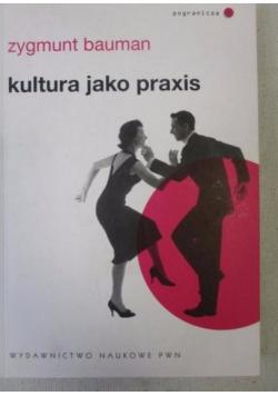 Kultura jako praxis