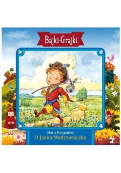 Bajki - Grajki. O Janku Wędrowniczku CD