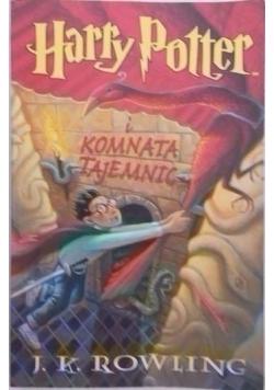 Harry Potter i komnata tajemnic, 8 kaset . Czyta Piotr Fronczewski, Nowa