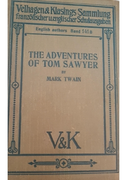 The Adventures of Tom Sawyer, 1920r.