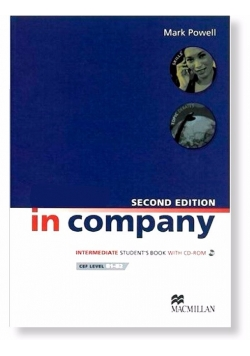 In Company Intermediate 2nd Edition - SB + CD