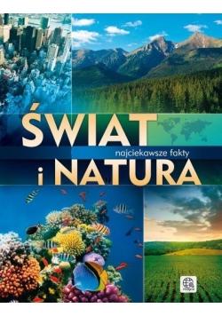 Świat i natura. Księga faktów