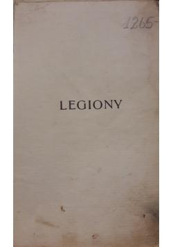 Legiony, 1950r.