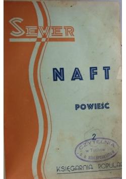 Nafta, powieść, Tom II, 1946 r.