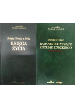 Arcydzieła Wielkich Myslicieli, 2 książki
