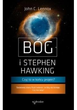 Bóg i Stephen Hawking.Czyj to w końcu projekt?