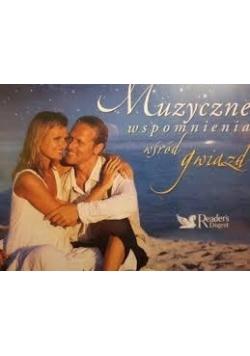 Muzyczne wspomnienia wśród gwiazd, CD