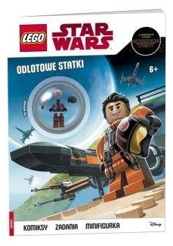 LEGO(R) Star Wars. Odlotowe statki