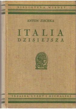 Italia dzisiejsza, 1938r.