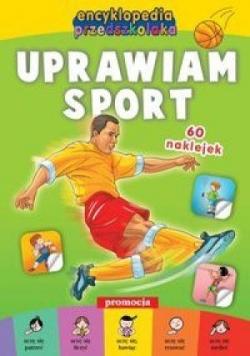 Encyklopedia przedszkolaka - Uprawiam sport