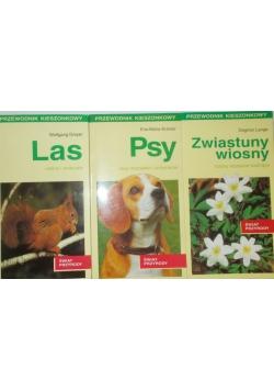 Przewodnik  kieszonkowy- Świat przyrody psy, las, zwiastuny wiosny
